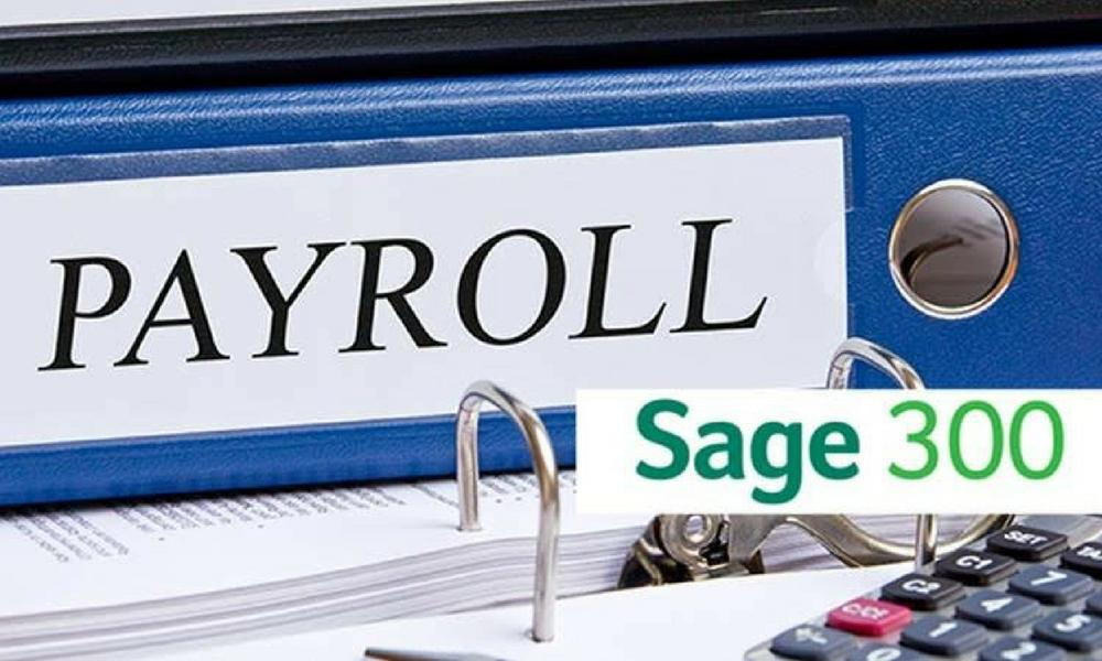Integration with Sage 300