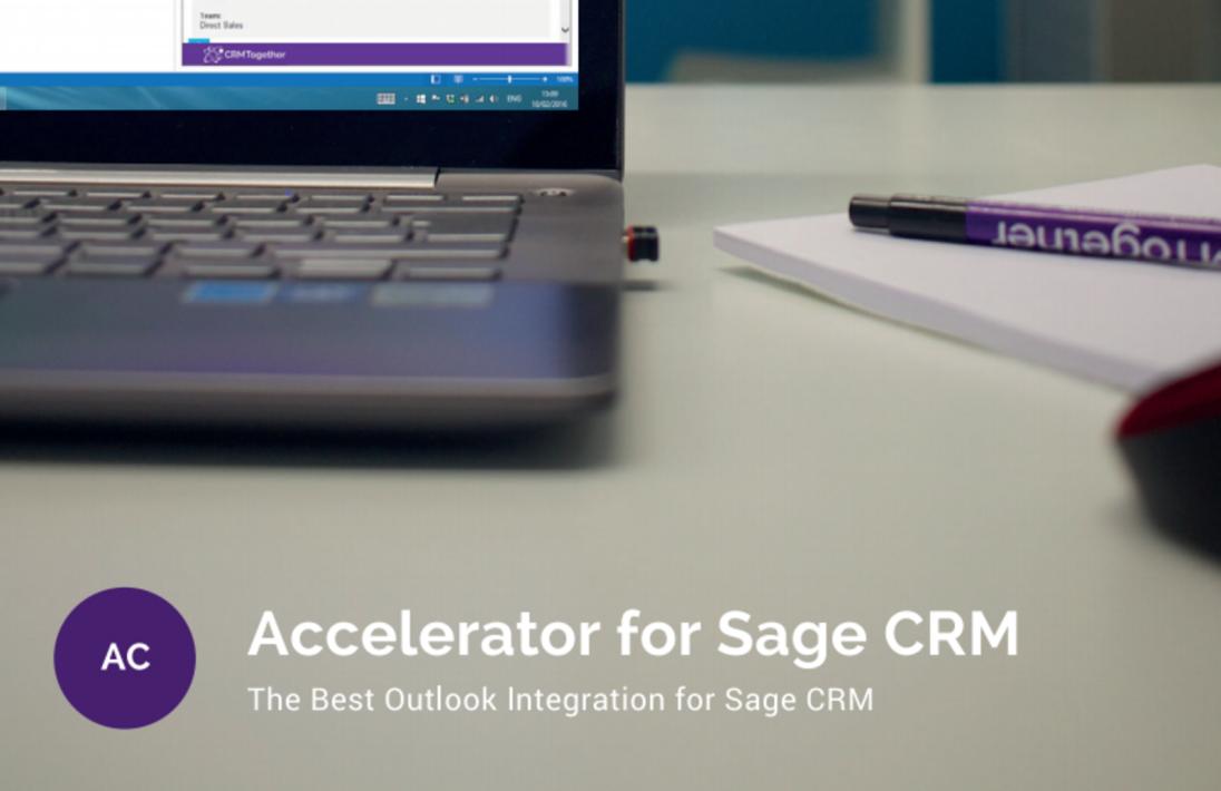 Accelerator for Sage CRM